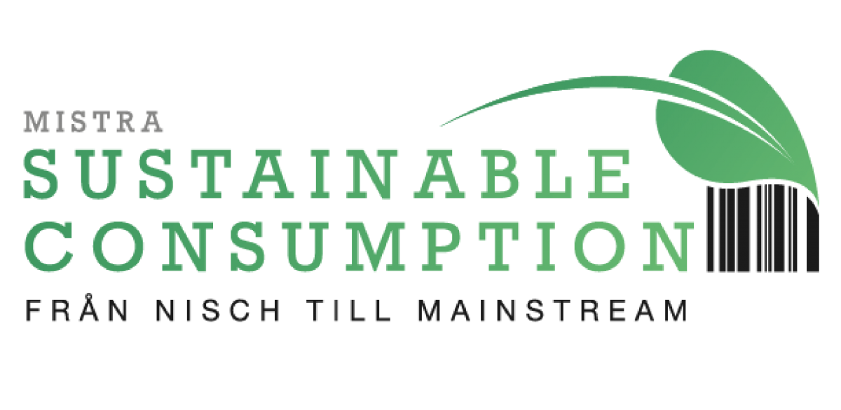 MISTRA Sustainable Consumption
