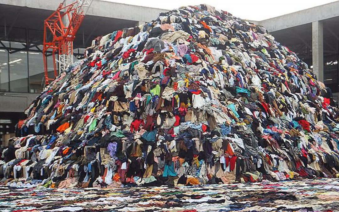 New study: how common it is that we throw away our home textiles instead of reusing them